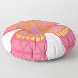 Snow Angel Floor Pillow