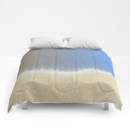 quicksand (thank you bowie) Comforters