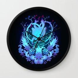 Mrs. Yaga Wall Clock