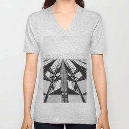 To the Limit - World Trade Center - NYC Unisex V-Neck