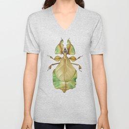 Leaf bug Unisex V-Neck
