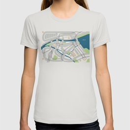The Streets of Zurich T-shirt