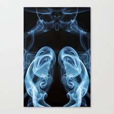 Smoke Photography #2 Canvas Print