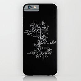 INFINITE JETS iPhone Case