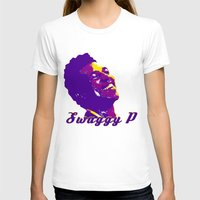 lakers T-shirts featuring Swaggy by SUNNY Design