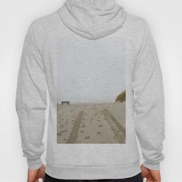 To the beach Hoody