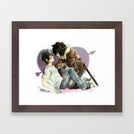 Pernico Framed Art Print