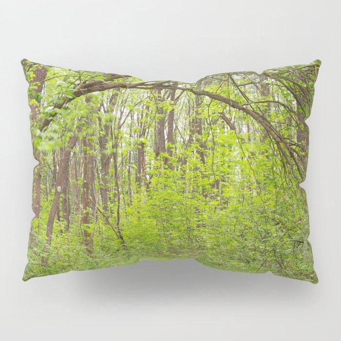 Forest Arch Trail Pillow Sham