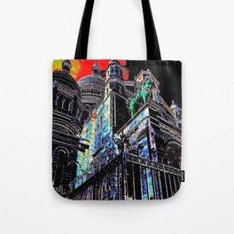 Paris Mood Tote Bag