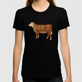 Cow Cuts T-shirt
