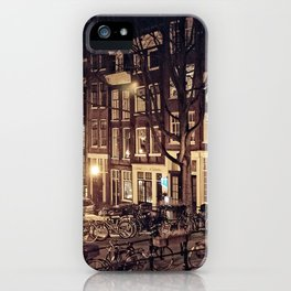 I Amsterdam.01 iPhone Case