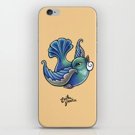 Tui - Sandy iPhone Skin