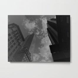Tall Metal Print