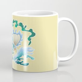 Ocean Shell Coffee Mug