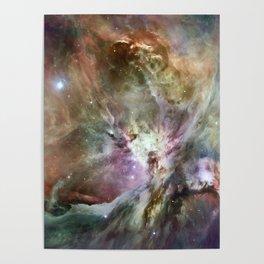 Orion Nebula 2 Poster