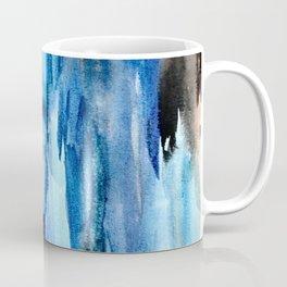 Deep Lapis Coffee Mug