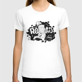 The Road Is Long T-shirt