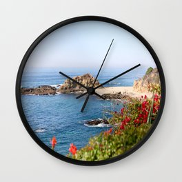 The Lagoon. Wall Clock