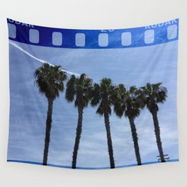 California on 35mm Wall Tapestry