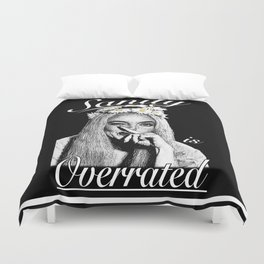 Ophelia: Sanity is Overrated Duvet Cover
