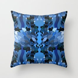 Eye Watch Over You Throw Pillow