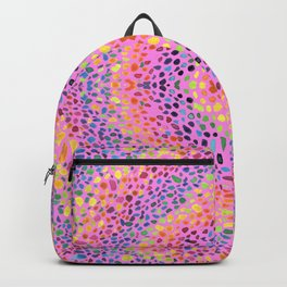 rainbow stones Backpack
