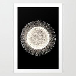 MiniMono 18_58 Art Print