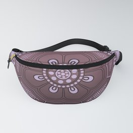 Mandala Creation, all points for one 8 Fanny Pack
