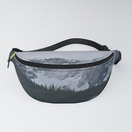 Gray morning in Squamish Fanny Pack