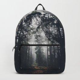 Dark paths Backpack