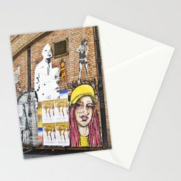 Rock Sound of the Metropolis Stationery Cards