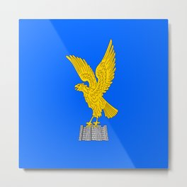 flag of friuli Metal Print
