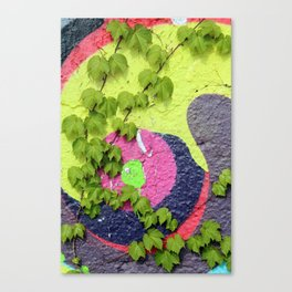 Nature vs. Nurture I Canvas Print