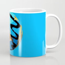 Blue Marble Coffee Mug