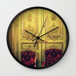 Napolean's Apartment PT l Wall Clock