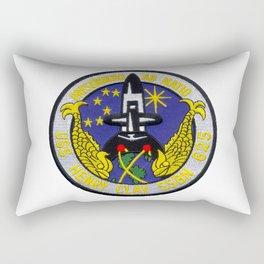 USS HENRY CLAY (SSBN-625) PATCH Rectangular Pillow