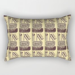 Dirty Habits Rectangular Pillow