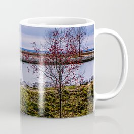 Winter Red Coffee Mug