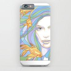 Mermaids are Dreaming iPhone 6s Slim Case