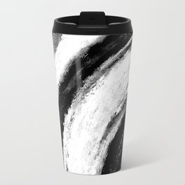 B&W Travel Mug