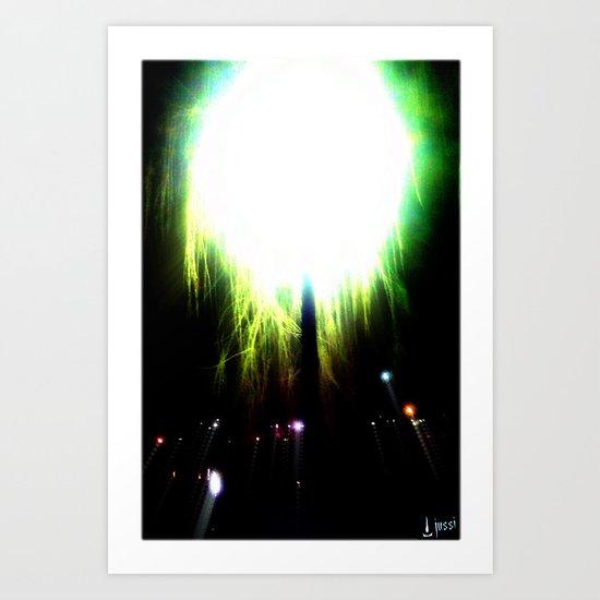Willow Tree Phenomenon Art Print