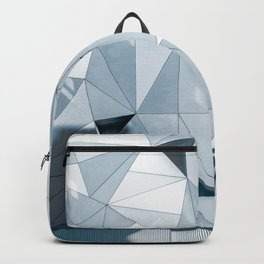 PSYCHEDELIC GLASS WALL Backpack