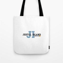 Jekyll Island - Georgia. Tote Bag