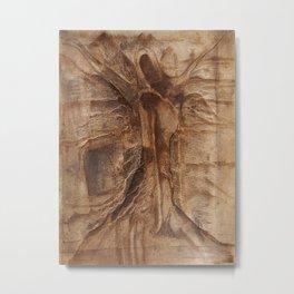 Shroud of the True Oak Metal Print