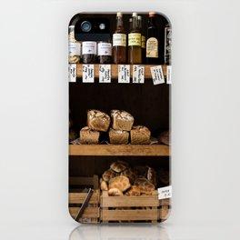 The Baker's Shelf iPhone Case