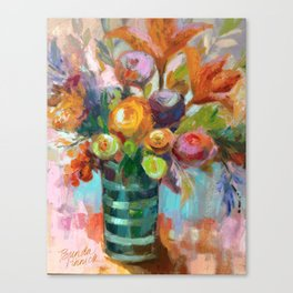 Bloom Fresh Canvas Print