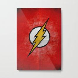 Flash Gordon Metal Print
