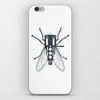 deadmau5 iPhone & iPod Skins featuring Cartridgebug by Sitchko Igor