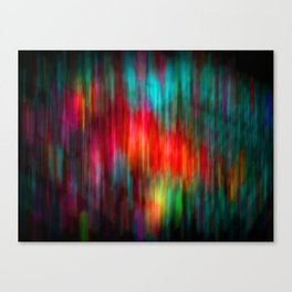 Incoherence Canvas Print