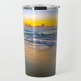 Sunset Smooth Travel Mug